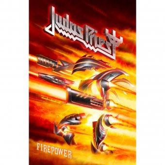 Flagge Judas Priest Firepower