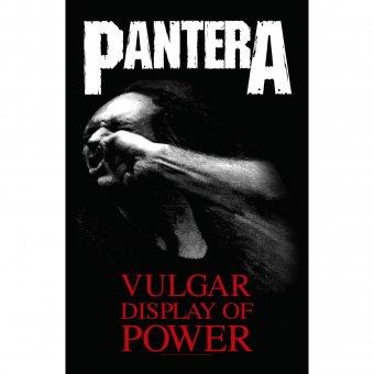 Flagge Pantera Vulgar Display auf Power