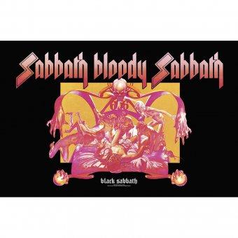 Flagge Black Sabbath Bloody Sabbath
