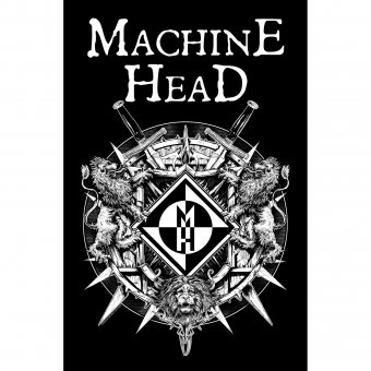 Flagge Machine Head Crest