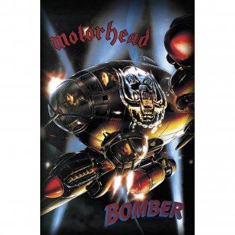 Flagge Motörhead Bomber