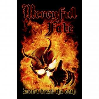 Flagge Mercyful Fate Don't break the Oath