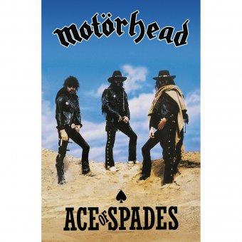 Flagge Motörhead Ace of Spades