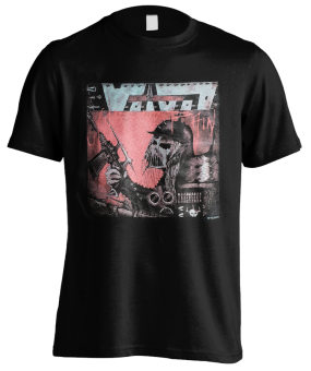 T-Shirt Voi Vod War and Pain