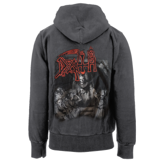 Kapuzenpulli Death Scream bloody Gore ( Vintage )