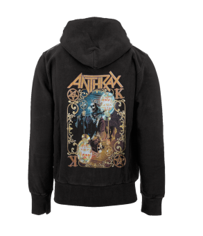 Kapuzenpulli Anthrax Evil King