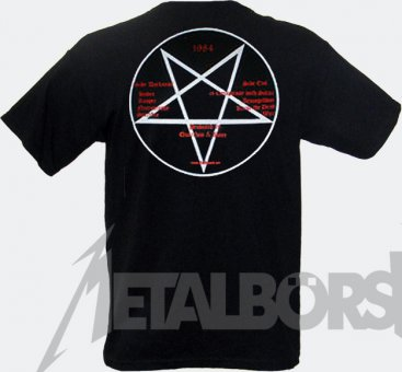 T-Shirt Bathory Goat L