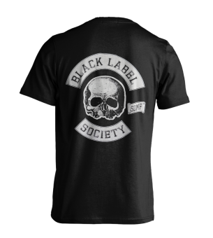 T-Shirt Black Label Society Wordwide