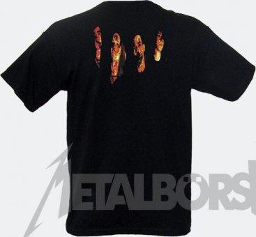 T-Shirt Carcass Necroticism