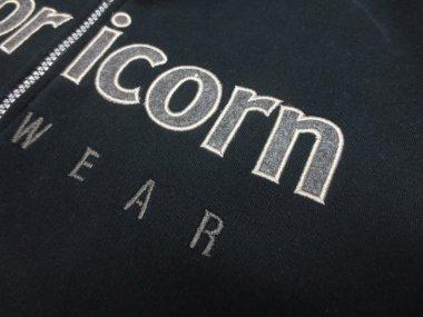 Kapuzenjacke Capricorn Rockwear Logo