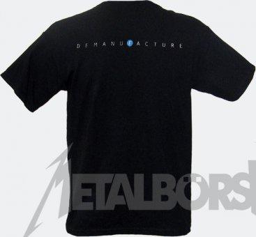 T-Shirt Fear Factory Demanufacture