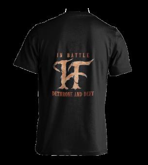 T-Shirt Hammerfall Hector
