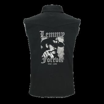Biker weste Motörhead Lemmy Forever