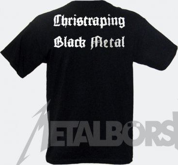 T-Shirt Marduk Christraping Black Metal XL