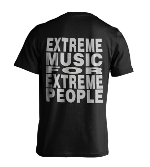T-Shirt Morbid Angel Extreme Music for Extreme People