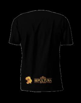 T-Shirt Sepultura Chaos A.D.
