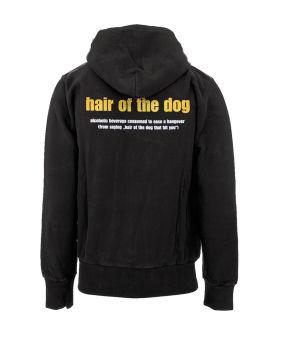 Kapuzenjacke Tankard Hair of the Dog