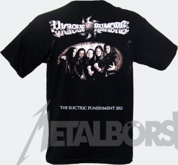 T-Shirt Vicious Rumors Electric Punishment