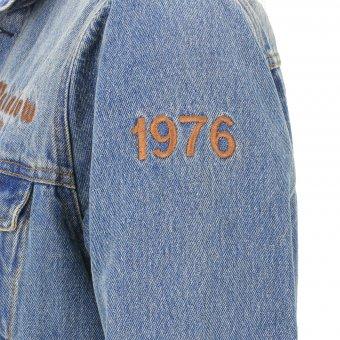 Jeans Jacke Rainbow Rising M
