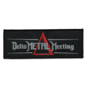 T-Shirt Delta Metal Meeting - Mannheim 2019 & Patch