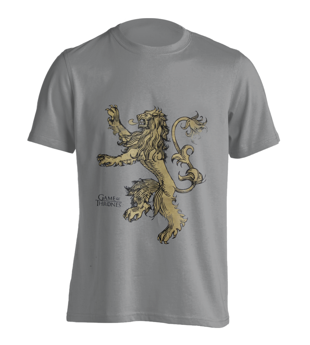 T Shirt Game Of Thrones Lion Online Shop