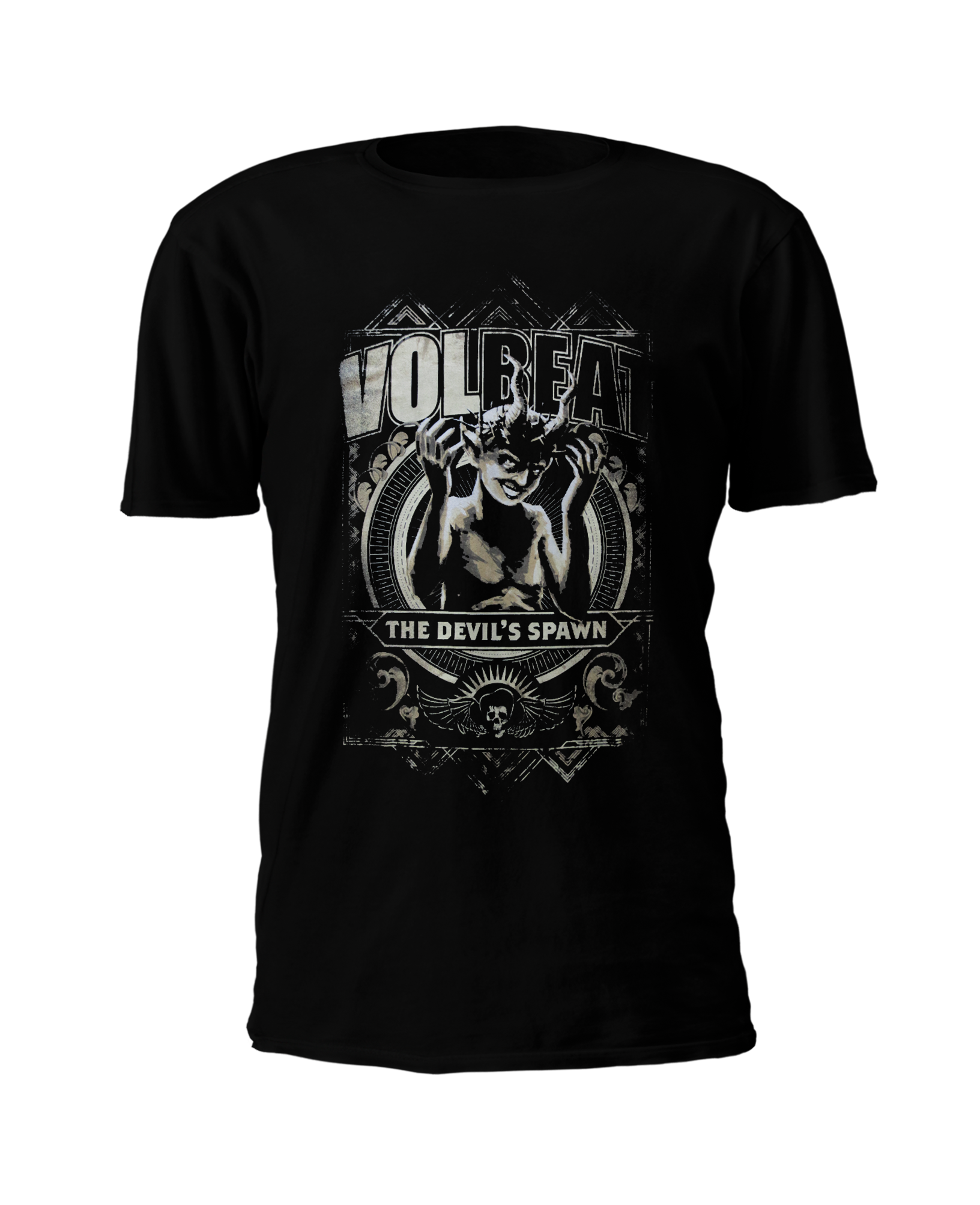 T Shirt Volbeat The Devils Spawn Online