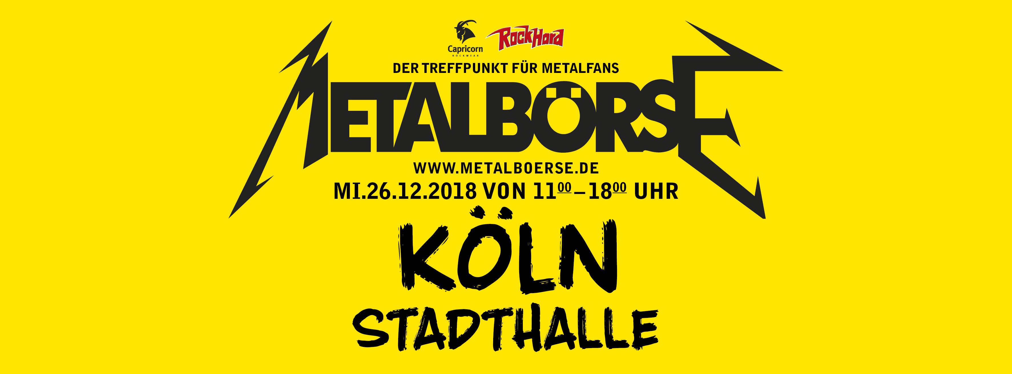 Metalbörse Köln