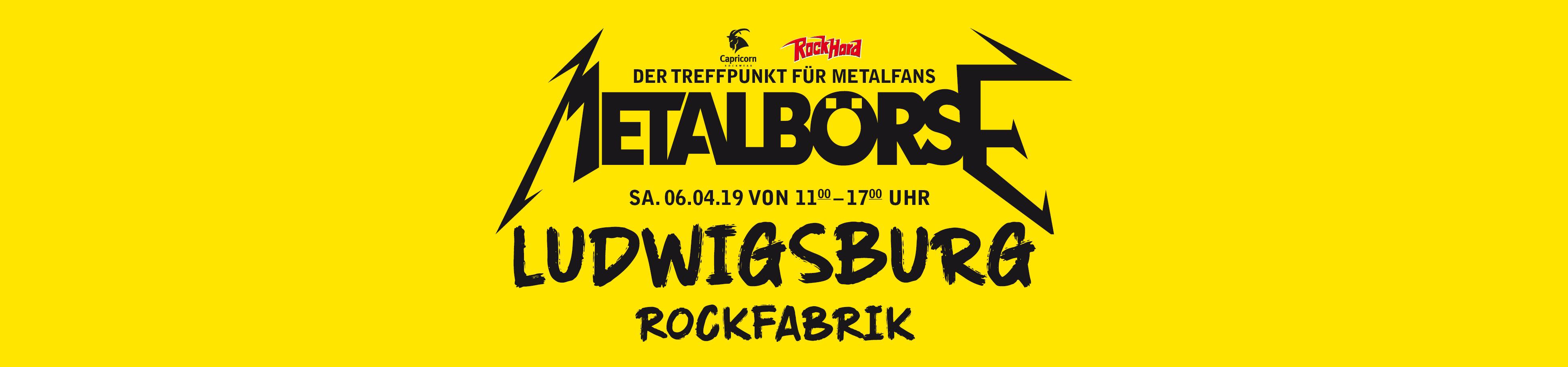 Metalbörse Ludwigsburg
