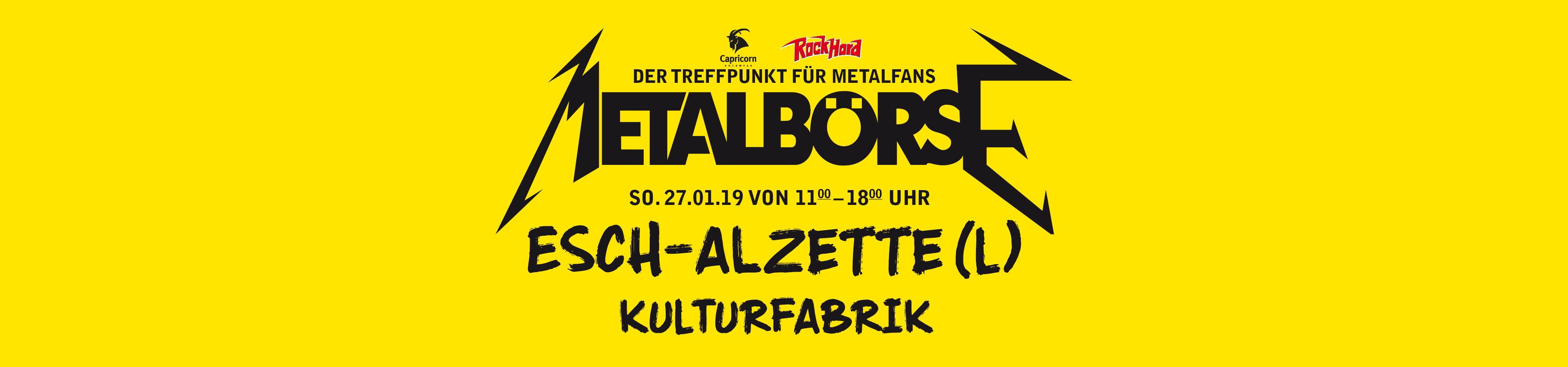 Metalbörse Esch Alzette
