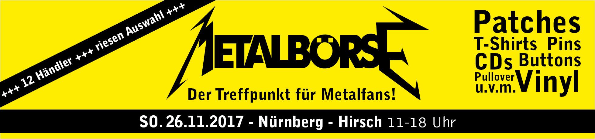 Metalbörse Nürnberg 2017
