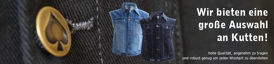 Jeans Westen und Jacken