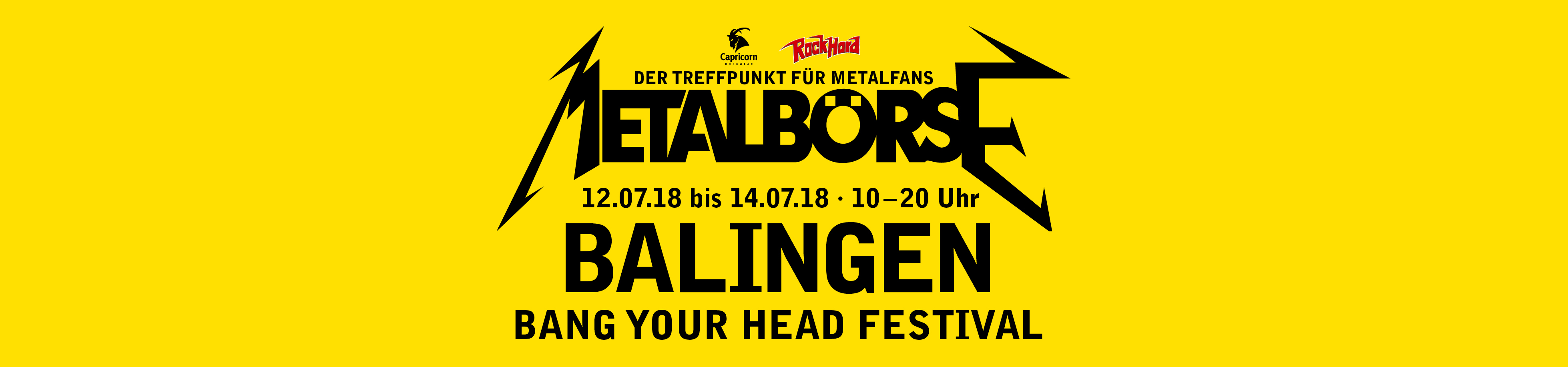 Metalbörse Balingen