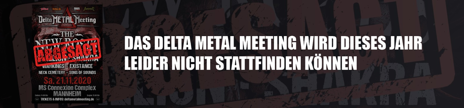 Delta Metal Meeting 2020