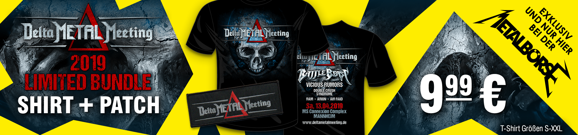 Delta Metal Meeting 2019